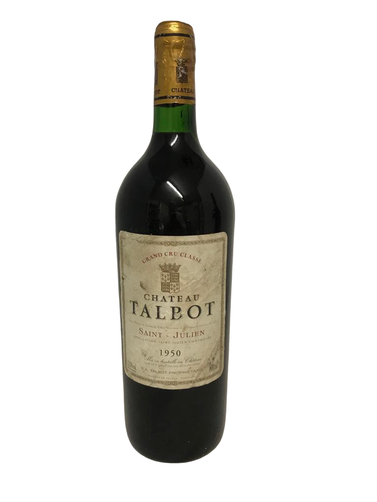 Château Talbot 1950 (Magnum)