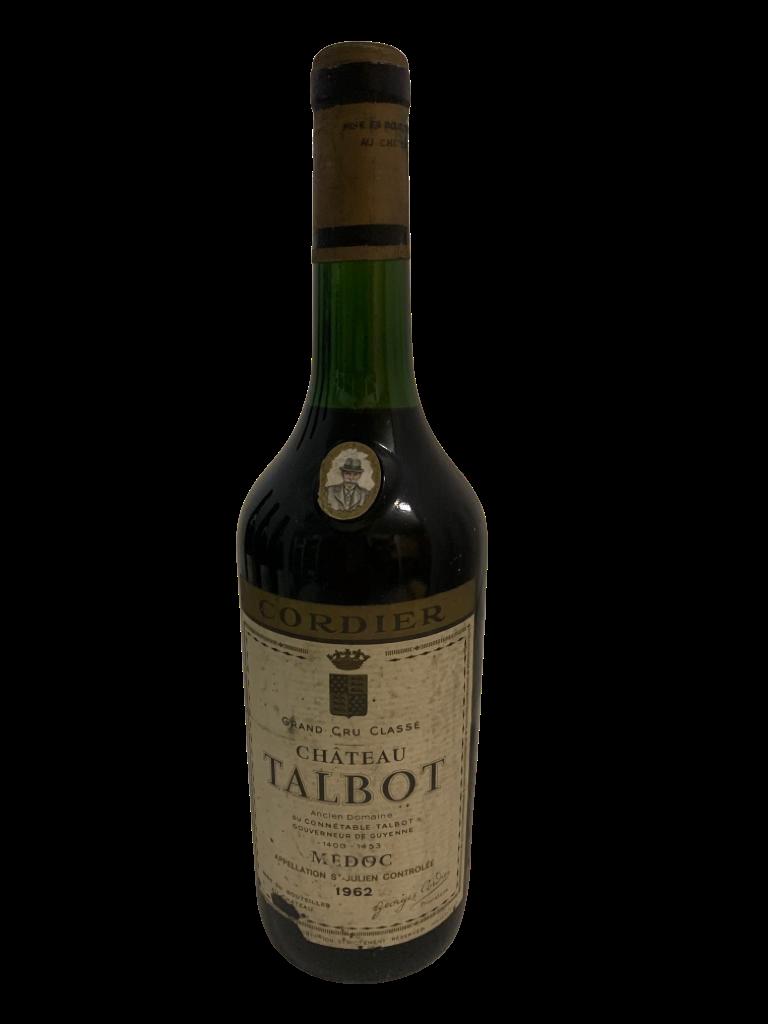 Château Talbot 1962
