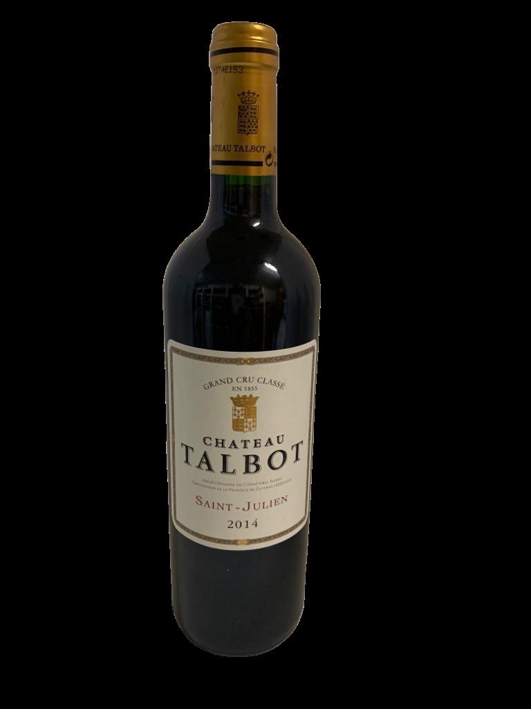 Château Talbot 2014 (CBO 6)