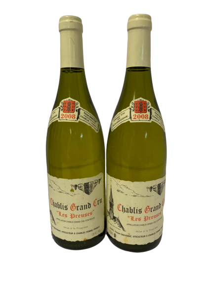 Domaine Dauvissat – Chablis Grand Cru – Les Preuses -2008