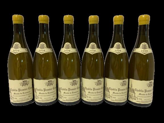 Domaine FRANCOIS Raveneau – Montée de Tonnerre – Chablis Premier Cru – 2009