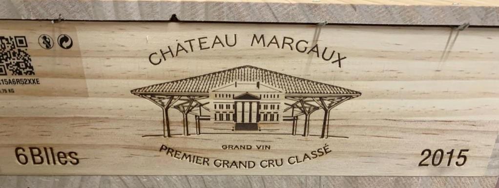 Château Margaux 2015 (CBO 6)