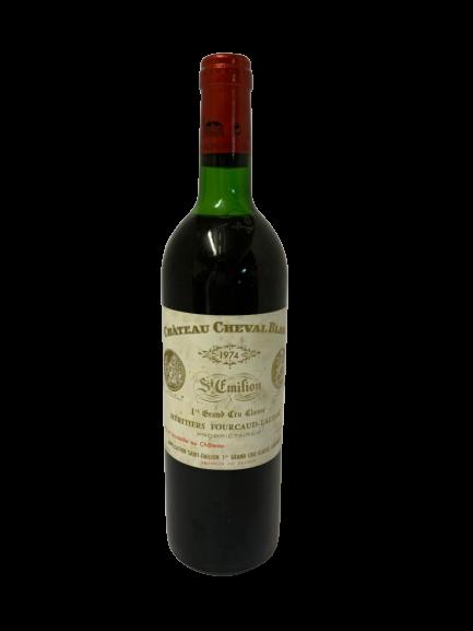 Château Cheval Blanc 1974