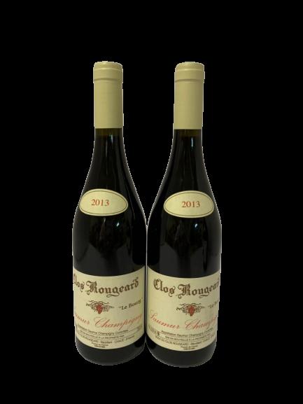 Clos Rougeard – Le Bourg 2013