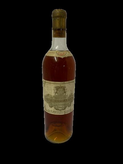 Château Coutet 1952