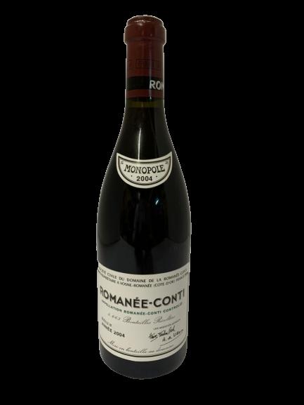Domaine de la Romanée-Conti (DRC) – Romanée-Conti 2004