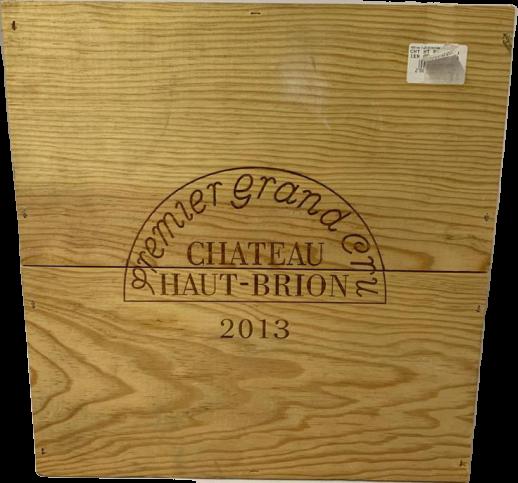 Château Haut-Brion 2013 (CBO 3)