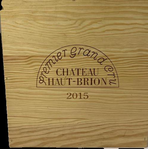 Château Haut-Brion 2015 (CBO 3)