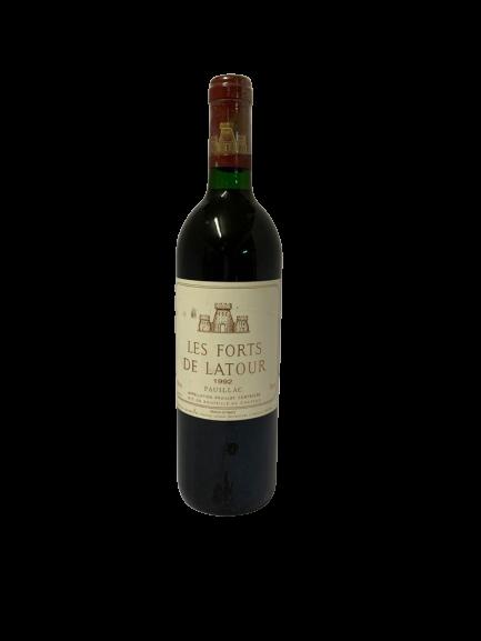 Les Forts de Latour Rouge – Château Latour 1992