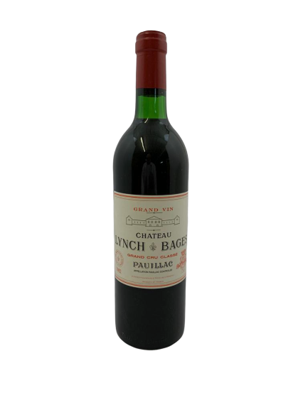 Château Lynch-Bages 1982 (CBO 6)