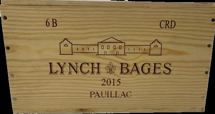 Château Lynch-Bages 2015 (CBO 6)