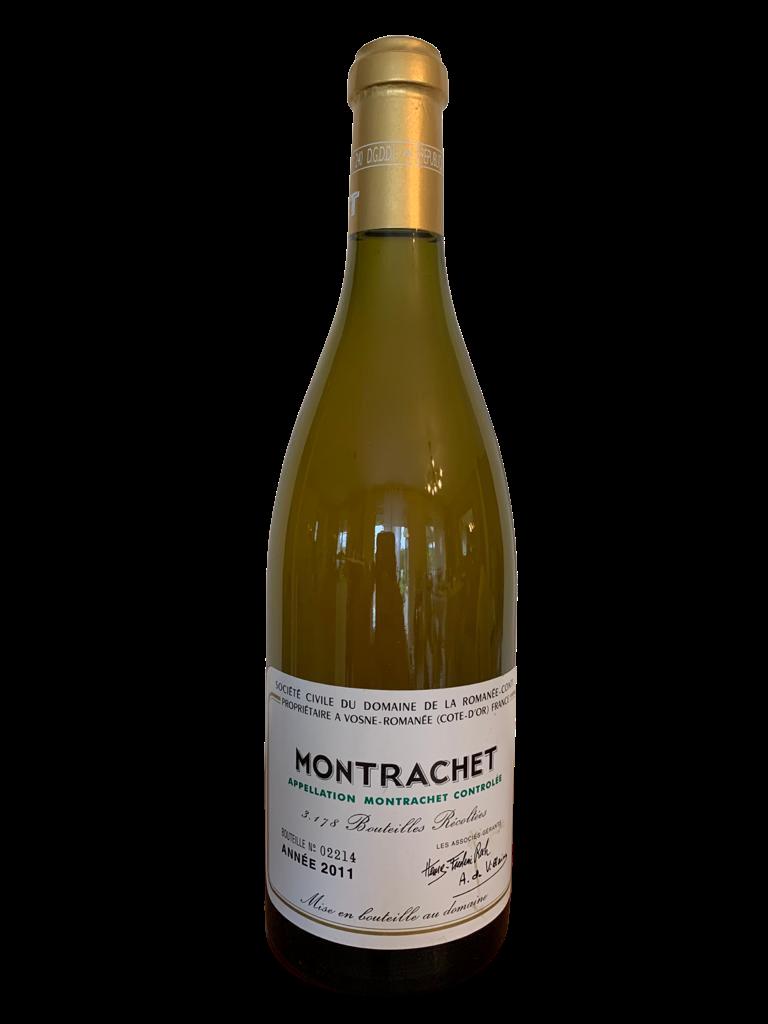 Domaine de la Romanée-Conti (DRC) – Montrachet 2011