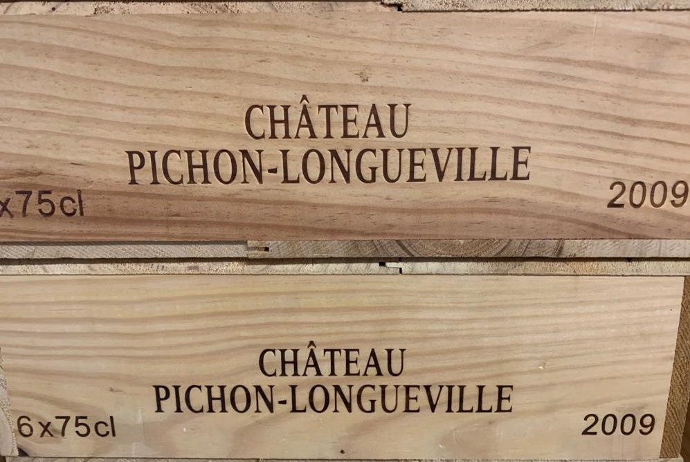 Château Pichon-Baron 2009 (CBO 6)