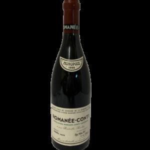 Domaine de la Romanée-Conti (DRC) – Romanée-Conti 1999