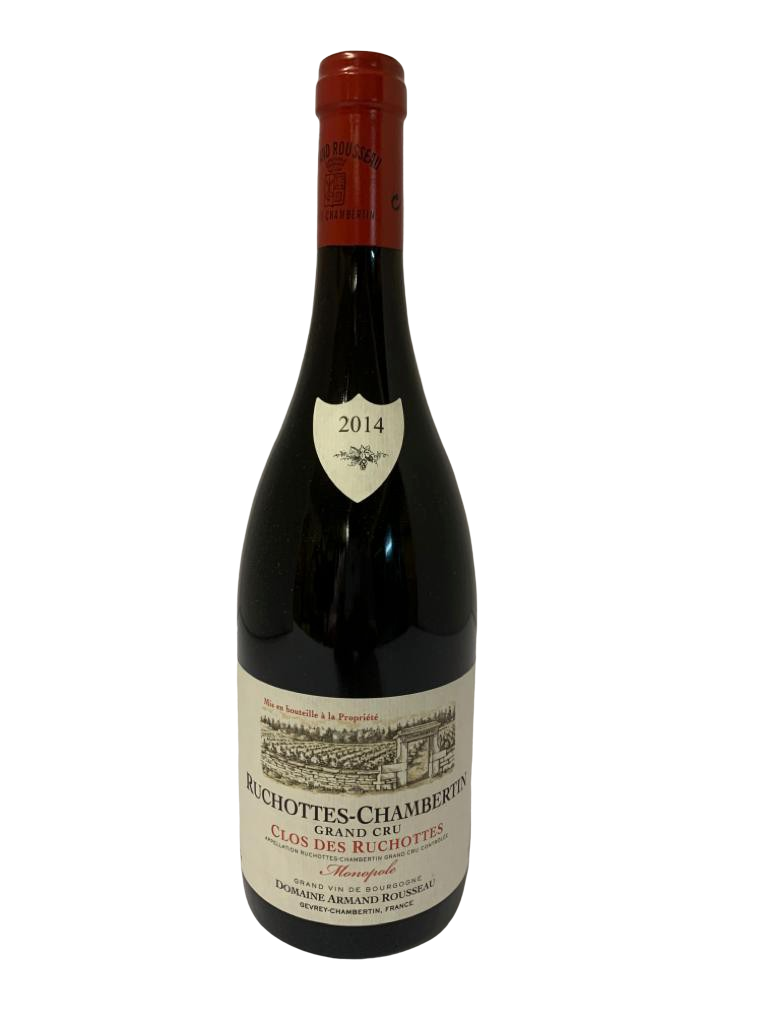 Domaine Armand Rousseau – Ruchottes-Chambertin Clos des Ruchottes 2014 (Carton de 6)