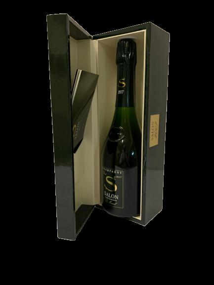 Champagne S de Salon Le Mesnil Blanc de Blancs 2007