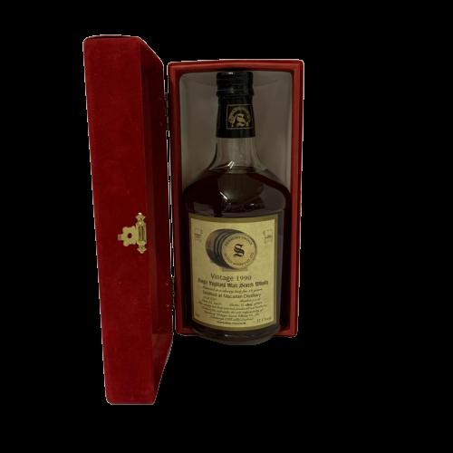 Whisky MACALLAN Single Highland Malt 1990
