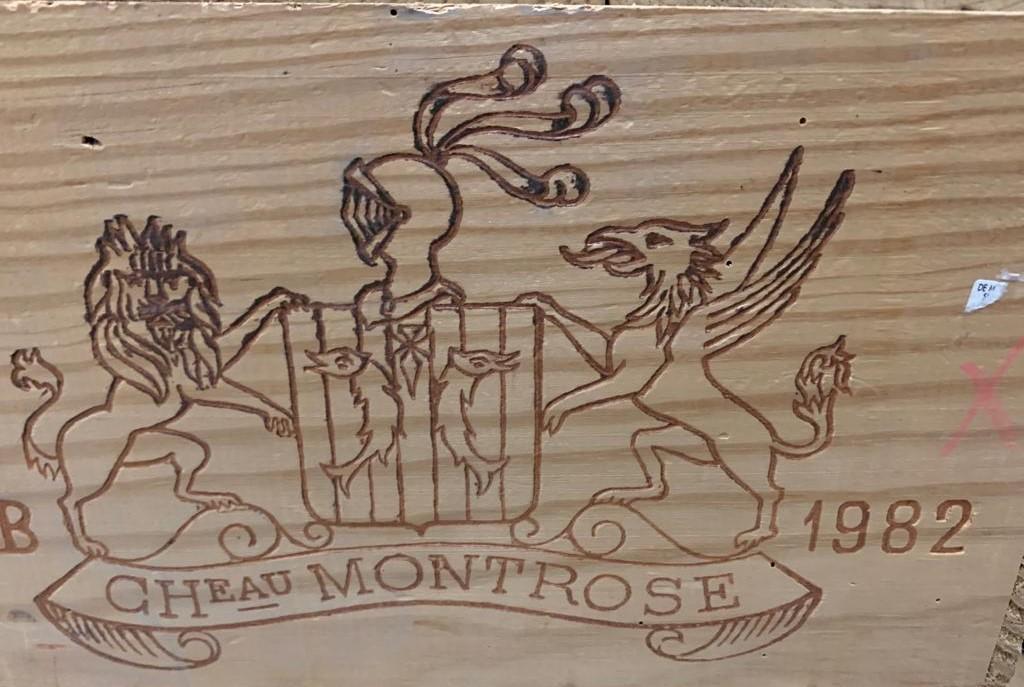 Château Montrose 1982 (CBO 12)