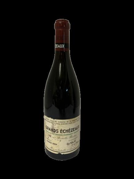 Domaine de la Romanée-Conti (DRC) – Grands-Echezeaux 2004