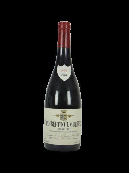 Domaine Armand Rousseau – Chambertin Clos de Bèze – Grand Cru 1995
