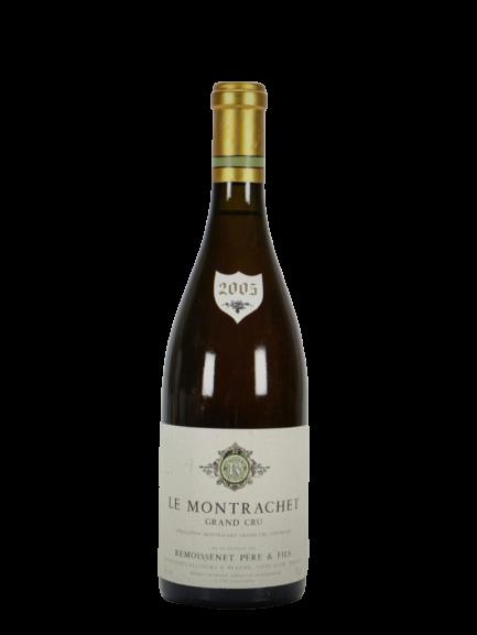 Domaine Rémoissenet – Le Montrachet Grand Cru – 2005