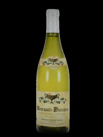 Domaine Coche Dury – Meursault 1er Cru Les Perrières 2003
