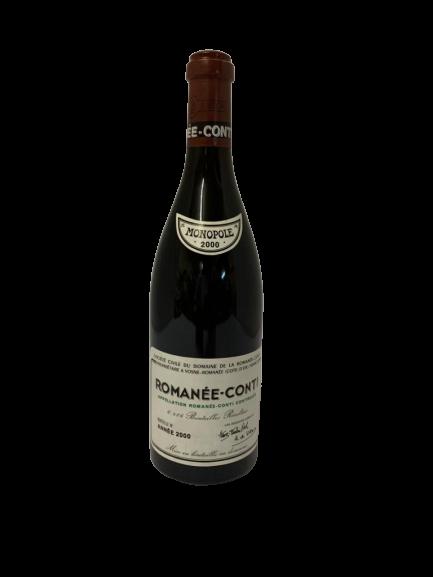 Domaine de la Romanée-Conti (DRC) – Romanée-Conti 2000