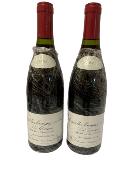 Domaine Leroy – Chambolle Musigny – Les Charmes 1995