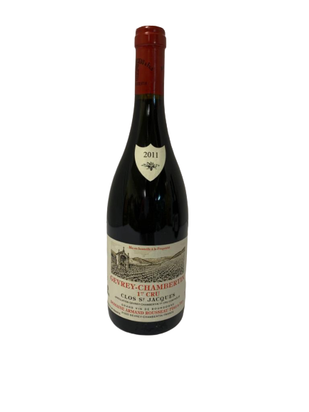 Domaine Armand Rousseau – Gevrey – Chambertin – Clos Saint Jacques 2011