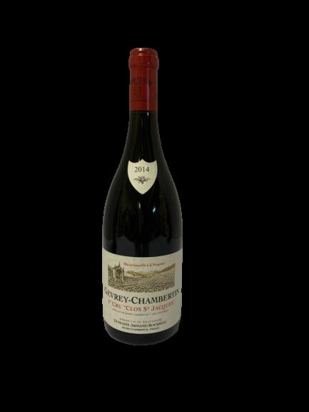 Domaine Armand Rousseau – Gevrey – Chambertin – Clos Saint Jacques 2014