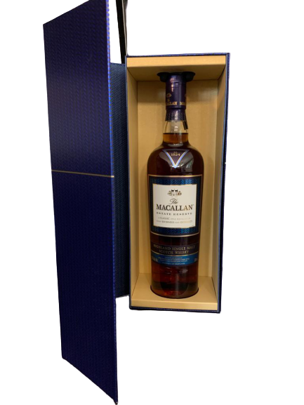 Whisky MACALLAN Single Highland Malt – Estate Reserve – 1824