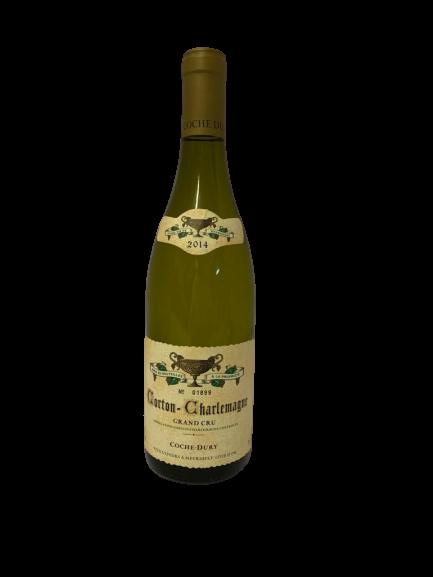 Domaine Coche Dury – Corton Charlemagne 2014