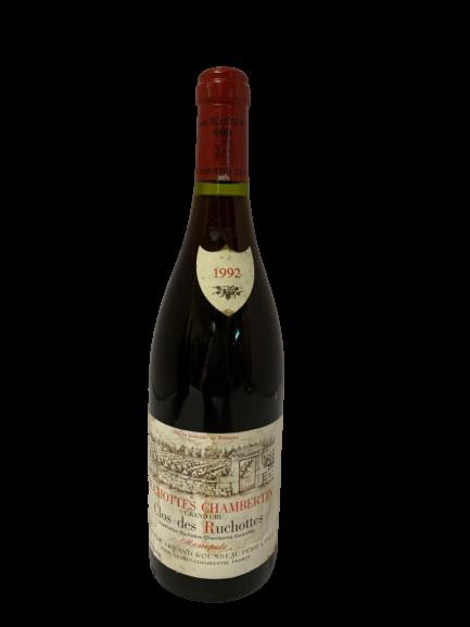 Domaine Armand Rousseau – Ruchottes-Chambertin Clos des Ruchottes 1992