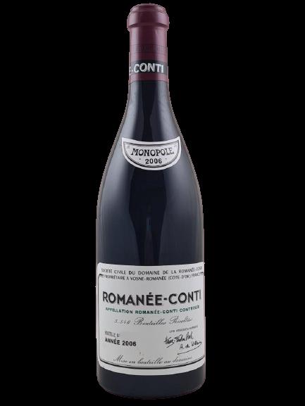 Domaine de la Romanée-Conti (DRC) – Romanée-Conti 2006