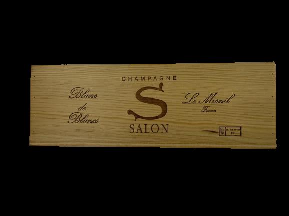 Champagne S de Salon Le Mesnil Blanc de Blancs 2007 (magnum)
