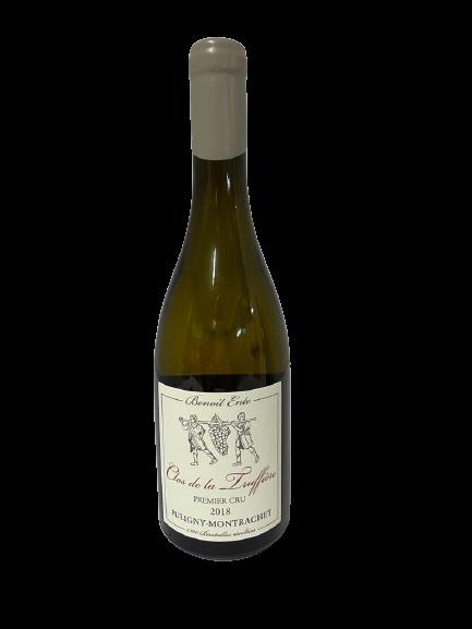 Domaine Benoit Ente – Puligny-Montrachet – Clos de la Truffière 2018 (carton de 6)