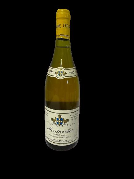 Domaine Leflaive – Montrachet 1992