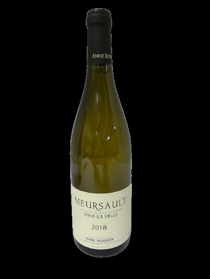 Domaine Anne Boisson – Meursault sous la Velle 2018 (carton de 12)