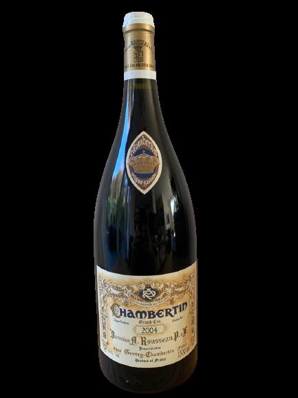 Domaine Armand Rousseau – Chambertin 2004 (Magnum)