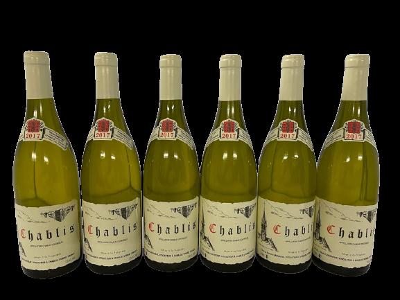 Domaine Dauvissat – Chablis 2017