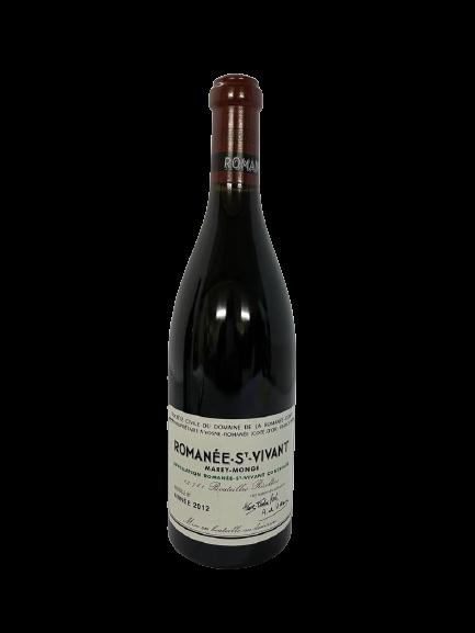 Domaine de la Romanée-Conti (DRC) – Romanée-Saint-Vivant 2012