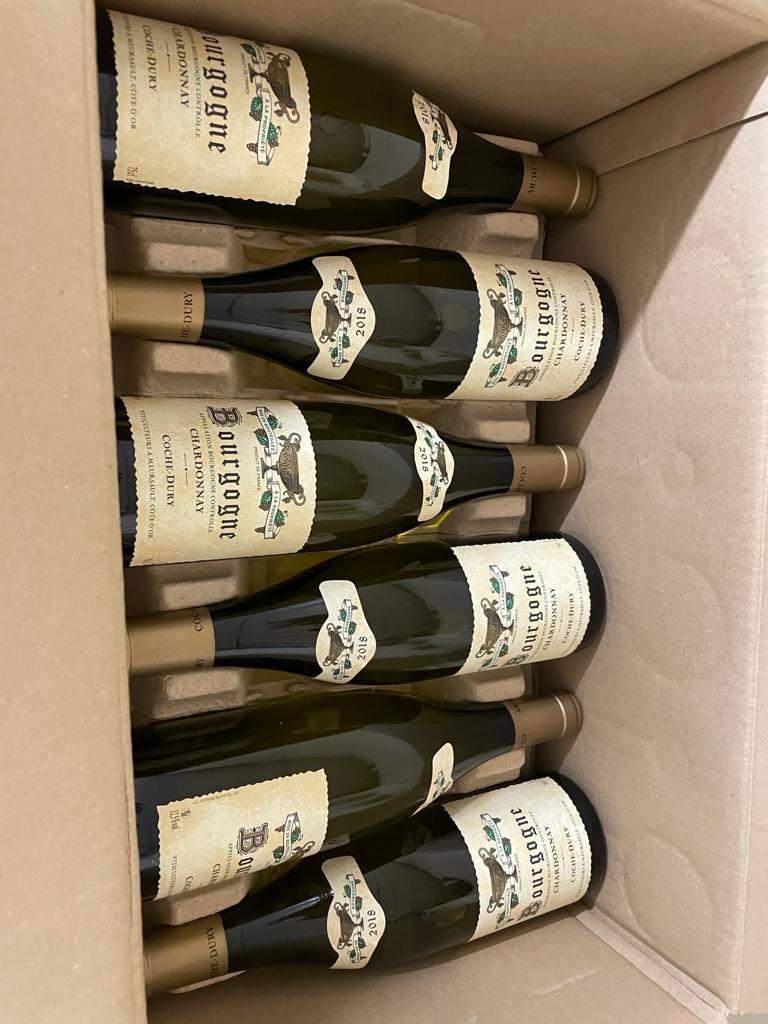 Domaine Coche Dury – Chardonnay 2018