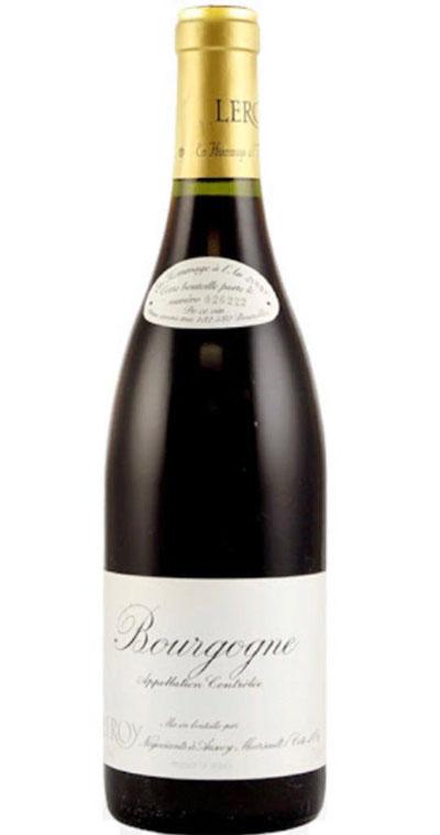 Domaine Leroy – Bourgogne – Hommage à l'An 2000