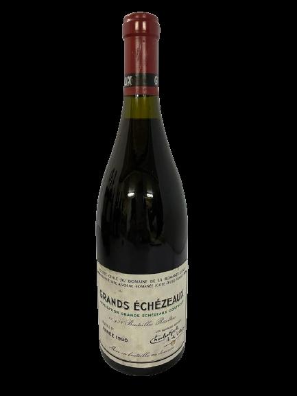 Domaine de la Romanée-Conti (DRC) – Grands-Echezeaux 1990