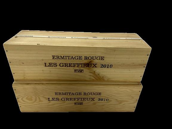 Chapoutier – Ermitage Les Greffieux 2010 [double magnum]