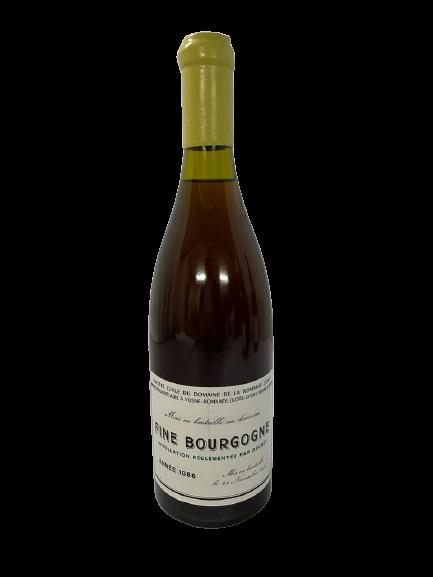 Domaine de la Romanée-Conti (DRC) – Fine De Bourgogne 1986