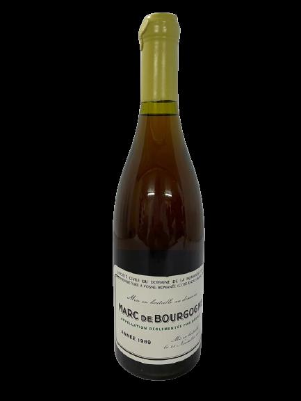 Domaine de la Romanée-Conti (DRC) – Marc De Bourgogne 1989