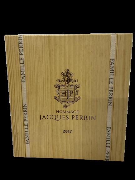 Château De Beaucastel Hommage à J. Perrin 2017 [CBO]